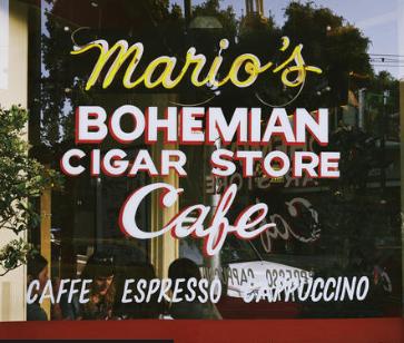 Local Spot – Mario's Bohemian Cigar Store Café